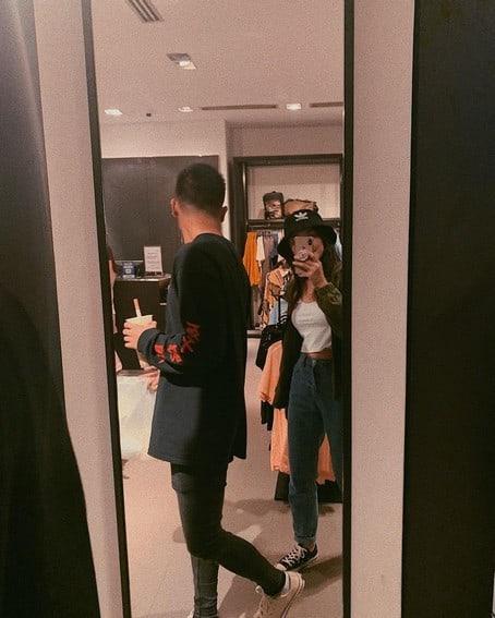 Paulo Angeles girlfriend