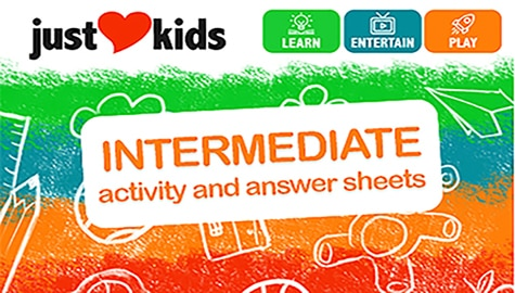Intermediate Activity Sheets