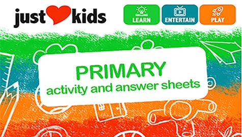 Primary Activity Sheets