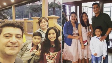 Loving family of Joko Diaz