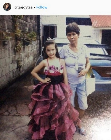 LOOK: Adorable moments of Criza with her supportIve Lola