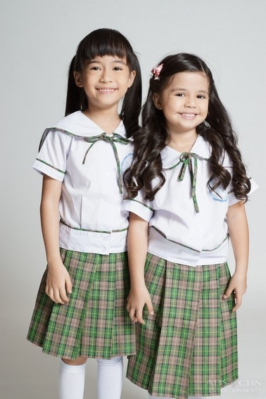 Yesha Camille and Xia Vigor in Langit Lupa (2016)