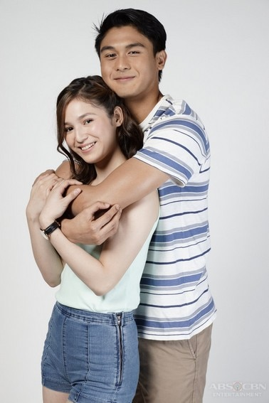 Barbie Imperial and Paulo Angeles in Langit Lupa (2016)