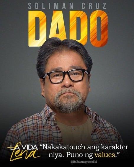Kilalanin si Soliman Cruz bilang DADO