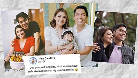 LOOK: Sweet photos of Carlo Aquino with his non-showbiz girlfriend