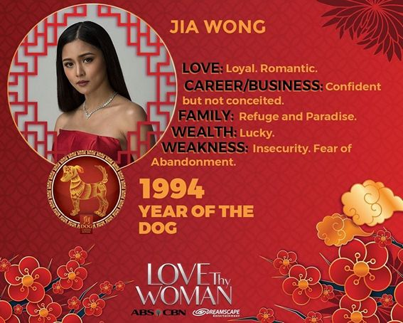 kilalanin  ang mga karakter sa Love Thy Woman