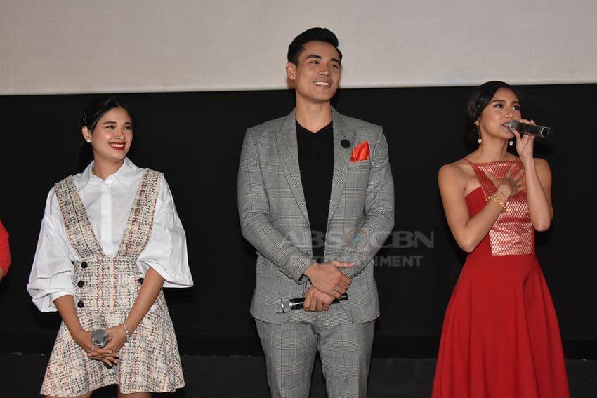 Yam, Xian and Kim Love Thy Woman Special Screening