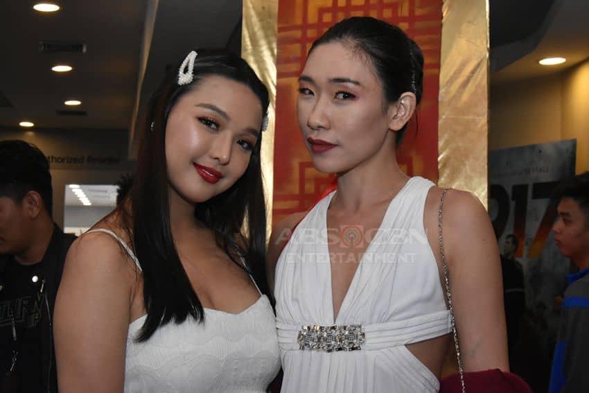 Tori Garcia and China Yoo Love Thy Woman Special Screening