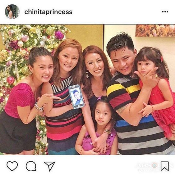 Adorable photos of Kim Chiu with her lovable family