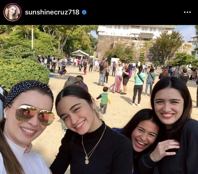 Sunshine Cruz Tres Marias