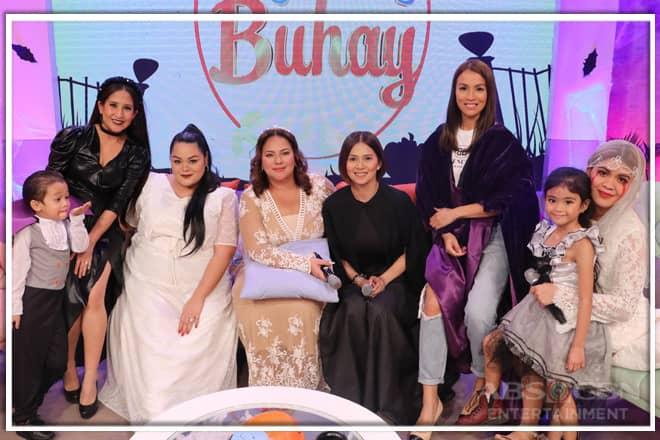 PHOTOS: Magandang Buhay with Aubrey Miles, Sherilyn Reyes and Cai Cortez