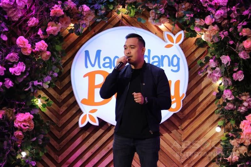 PHOTOS: Magandang Buhay with KZ Tandingan, SB19, TNT celebrity champs Ana Ramsey, Matmat Centino and Thor Dulay