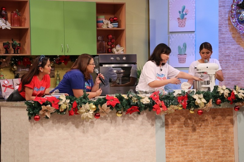 PHOTOS: #MBChristmaSarapKumita episode