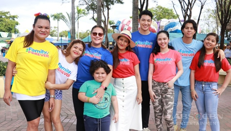 PHOTOS: Magandang Buhay with Darren, Elha, Ken and Jayda