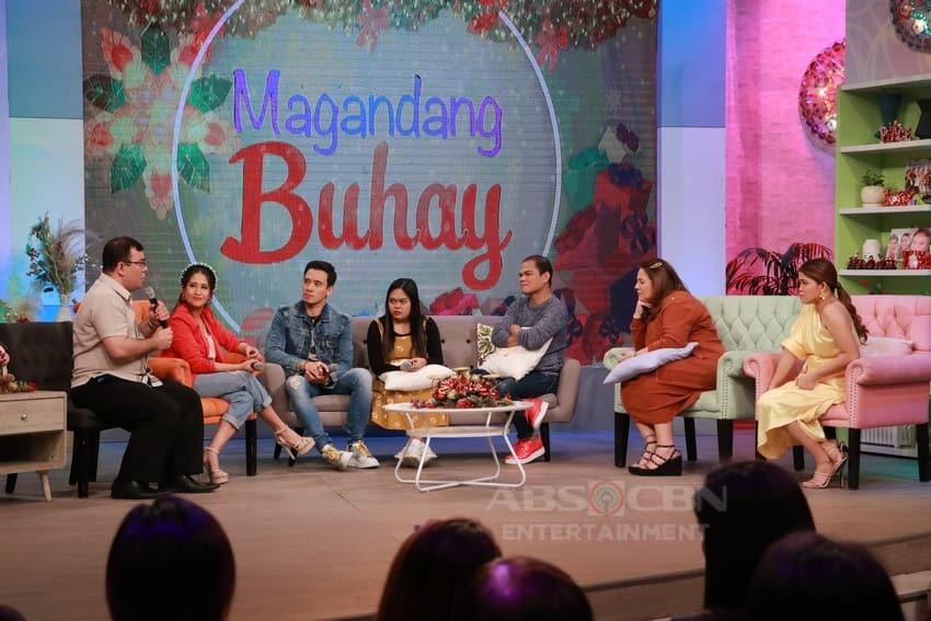 Magandang Buhay with Erik Santos Pooh  Alora Sasam