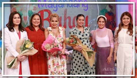 PHOTOS: Magandang Buhay with Ethel Booba and DJ Chacha