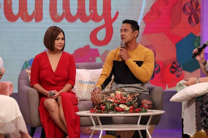 Magandang Buhay with Judy Ann Santos