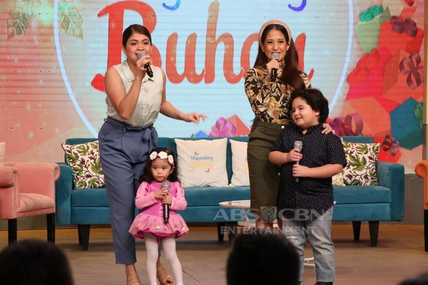 Magandang Buhay with MC Lassy Petite Brenda