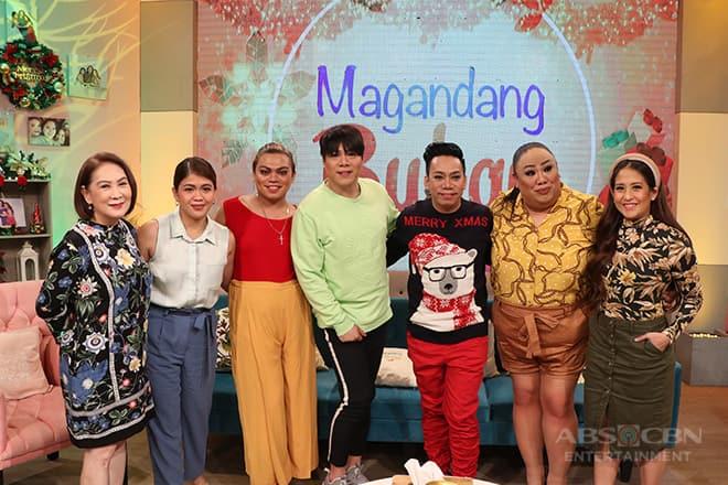 PHOTOS: Magandang Buhay with MC, Lassy and Petite and Brenda