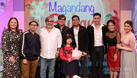 PHOTOS: Magandang Buhay with Aga Muhlach & Xia Vigor
