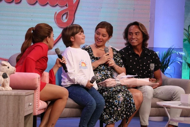 6 personalities delighted surprised guesting Magandang Buhay