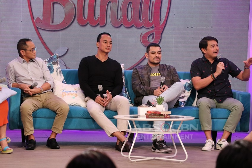 Magandang Buhay Eric Dominic Gardo Gary