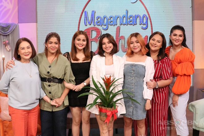 PHOTOS: Magandang Buhay with Coleen Garcia, Dianne Medina, and Yeng Constantino
