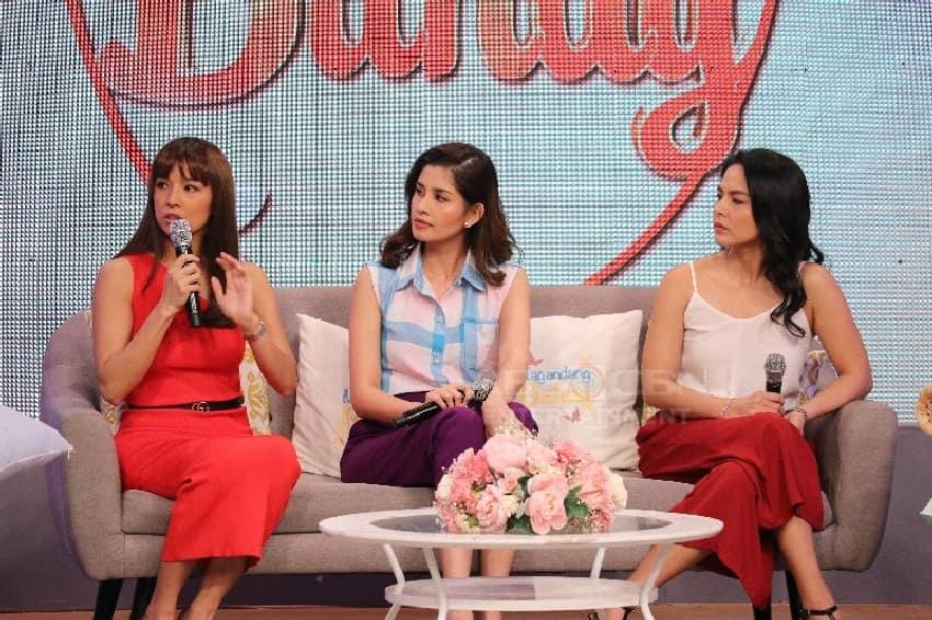Magandang Buhay LJ Moreno-Alapag Shamcey Supsup-Lee Aubrey Miles