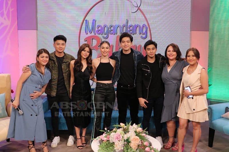 Magandang Buhay with Joshua, Julia, Maris, McCoy & Yves