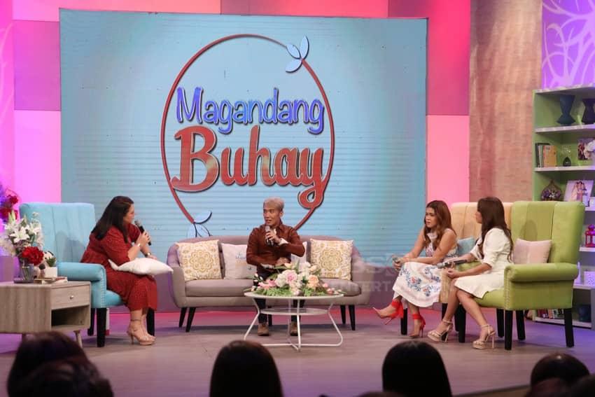 Magandang Buhay Marcelito Pomoy Arnel Pineda