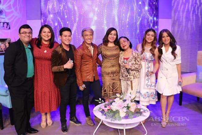 Magandang Buhay with Marcelito Pomoy and Arnel Pineda