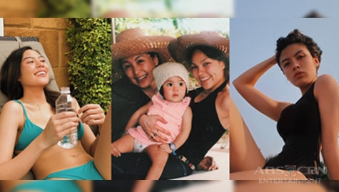 "IN PHOTOS: The beautiful daughter of Philippines' ""Megastar"""