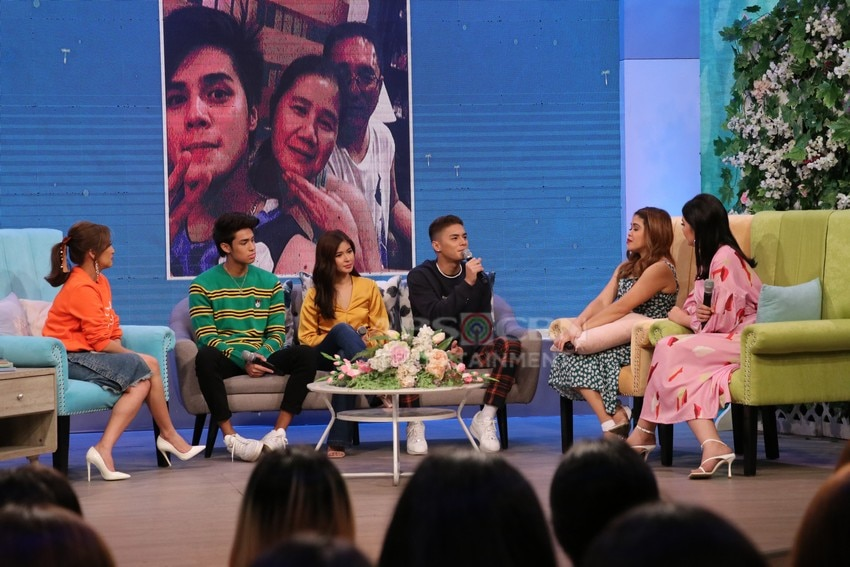 MB Loisa Ronnie Donny James Pat Dave