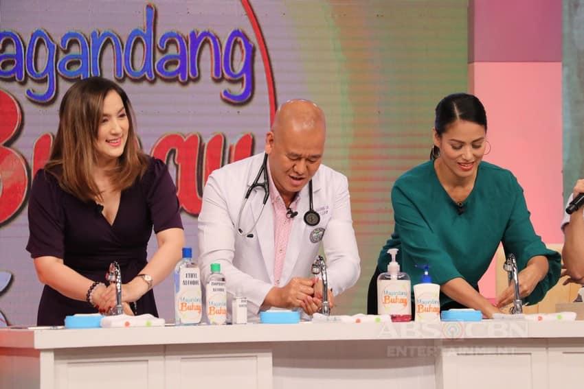 MB Coronavirus Ara Mina Nina Ricci-Alagao