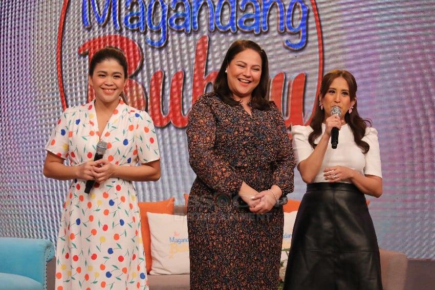 MB Eula Valdez, Ruffa Gutierrez & Sunshine Cruz