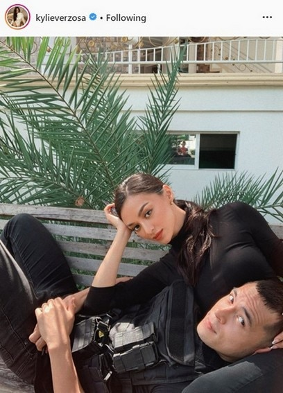 LOOK: Captivating, endearing photos of hot couple Jake Cuenca and Kylie Verzosa
