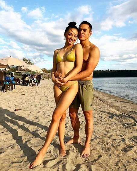 Kylie Verzosa Jake Cuenca sweet photos