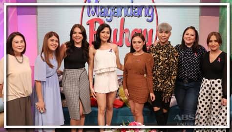 Magandang Buhay  Jane Oineza and Kim Molina