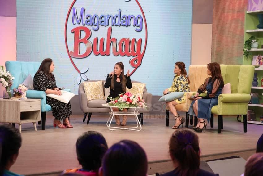 Magandang Buhay Lani Misalucha Mitoy Yonting Dessa Salazar
