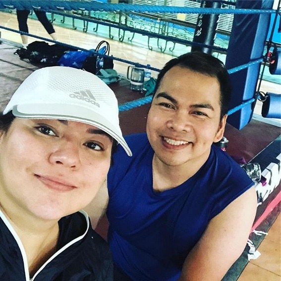 LOOK: Meet Karla Estrada's best friend through thick and thin