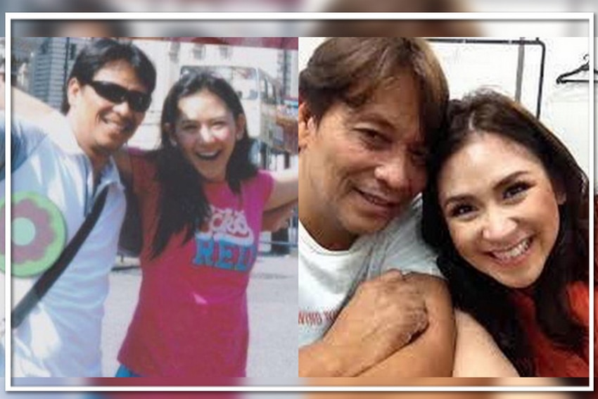 Sarah Geronimo father photos