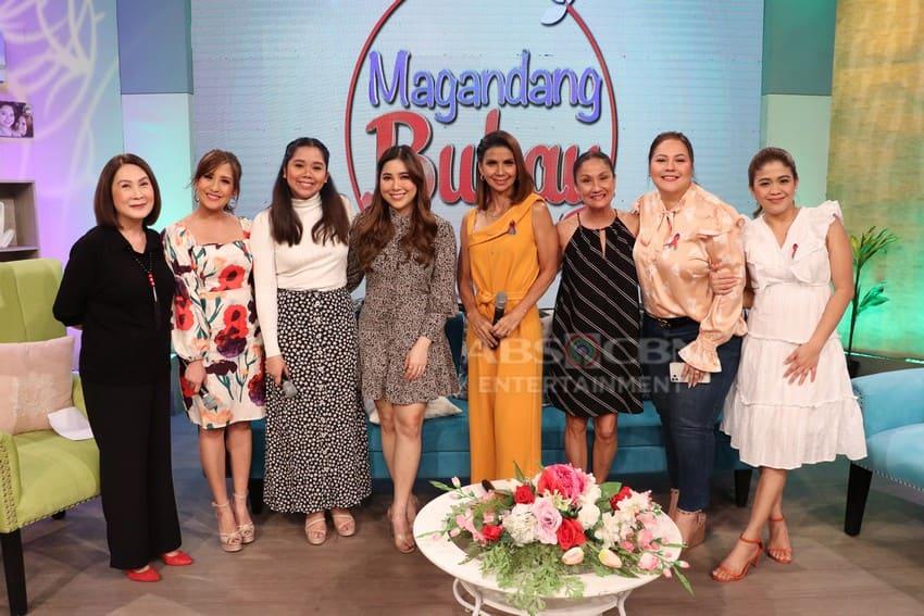 Magandang Buhay Moira JMee Dela Torre Dyan bJackie Castillejo