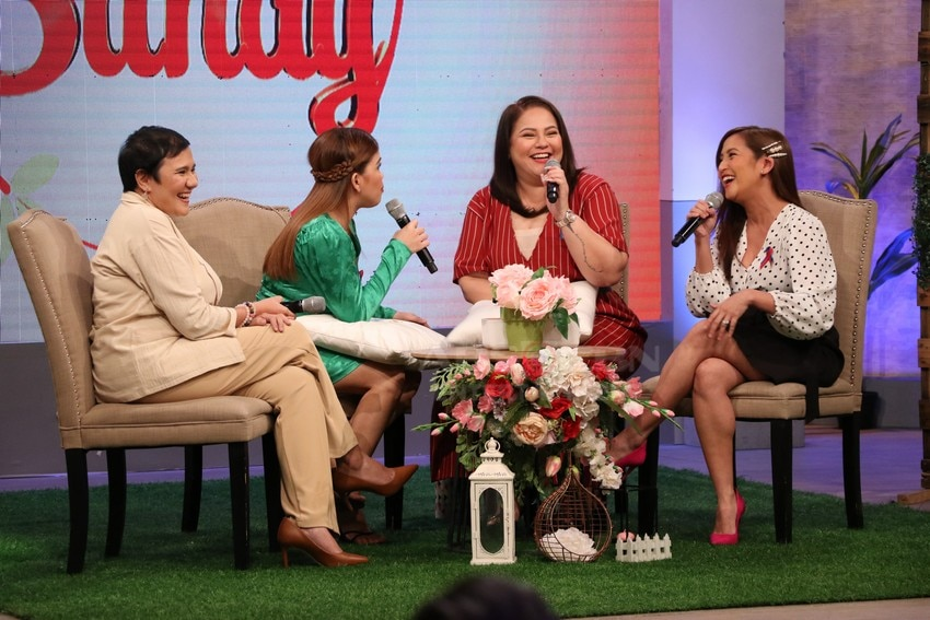 Magandang Buhay Jason Dy and Sheryn Regis