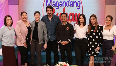 MB Ian Veneracion and Ogie Alcasid