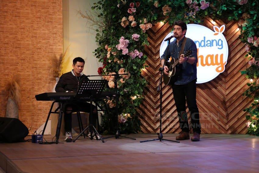 Magandang Buhay Ian Veneracion and Ogie Alcasid