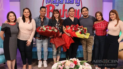 MB Jessa Zaragoza and Dingdong Avanzado and Zharine and Cris Villanueva