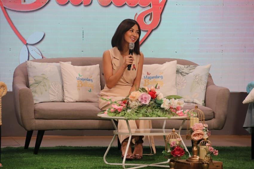 Magandang Buhay Bianca Gonzalez-Intal Elaine Duran