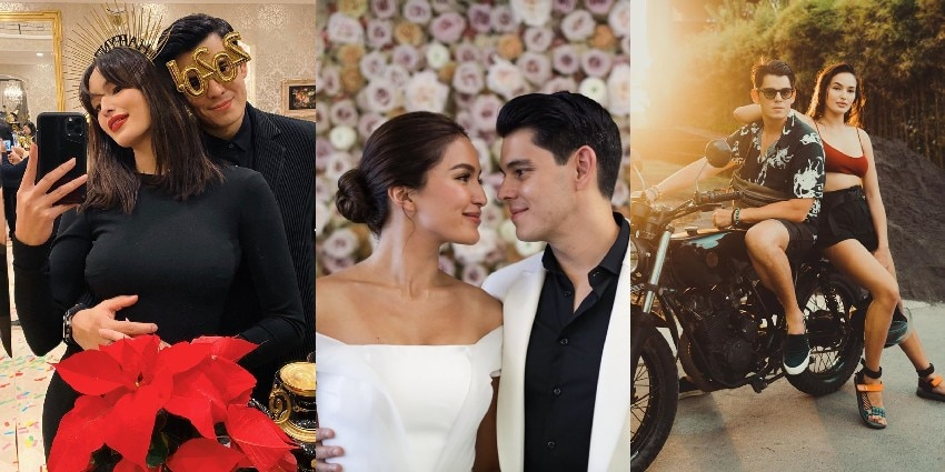 IN PHOTOS: Richard and Sarah's 'happy ever after' in these 30 photos