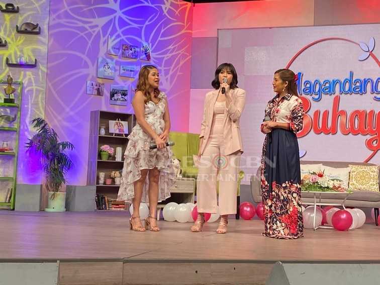 LOOK: Janella Salvador's birthday celebration on Magandang Buhay