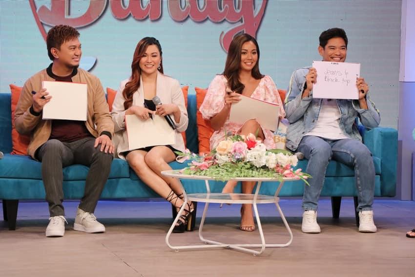 Magandang Buhay Jay-R Mica Rey Kaye Cantong